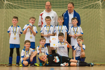 F1- Junioren: 2. Platz in Laage