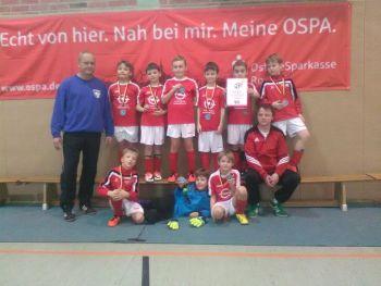 OSPA-Turnier der F-Junioren in Teterow
