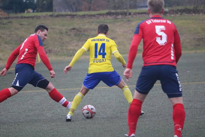 (F) Männer: SV Teterow 90 - Gnoiener SV 0:2 (0:0)