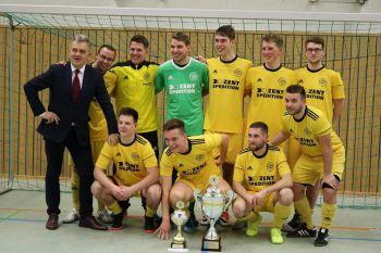 Güstrower SC 09 gewinnt Teterower Bürgermeisterpokal