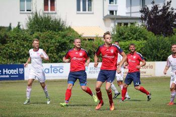(F) Männer: SV Warnemünde - SV Teterow 90 7 : 2 (3:1)