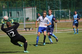 (F), Männer: SV 46 Rosenow - SV Teterow 90 1:6 (0:1)