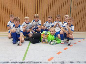 F1-Jugend: Hallenturnier in Malchin (17.11.2019)