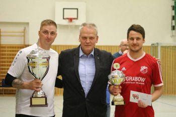 Hallenturnier um den Pokal des Bürgermeisters der Stadt Teterow