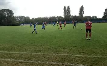 (F), Männer: Kickers JuS 03 - SV Teterow 90 I 0 : 9 (0:4)