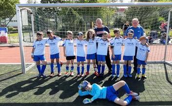 F-Jugend: Turnier in Malchin (30.08.2020)