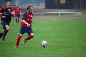 01.10.2016: SV Teterow 90 - Kickers JuS 03