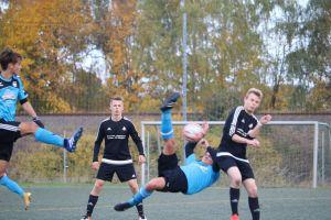 29.10.2016: SV Teterow 90 - Stralsunder FC