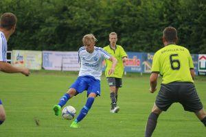 19.08.2017: SV Teterow 90 - Brüeler SV