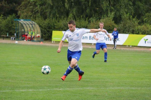 25.08.2018: SV Teterow 90 - FC Aufbau Sternberg