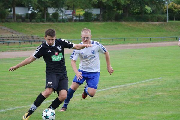 15.09.2018: SV Teterow 90 - FSV Bentwisch