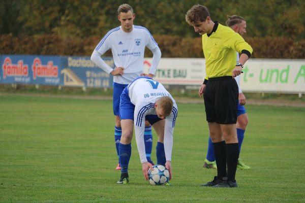 27.10.2018: SV Teterow 90 - FSV Kritzmow