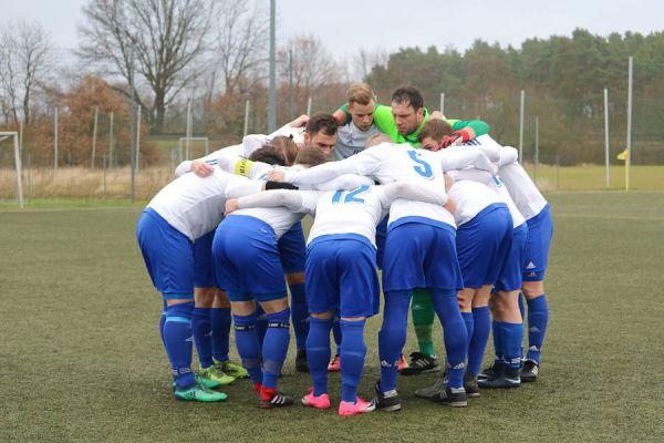 08.12.2018: SV Teterow 90 - FC Förderkader R. Schneider Rostock II