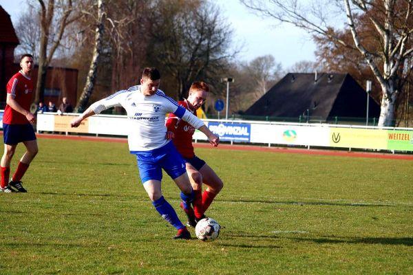 23.02.2019: FC Aufbau Sternberg  - SV Teterow 90