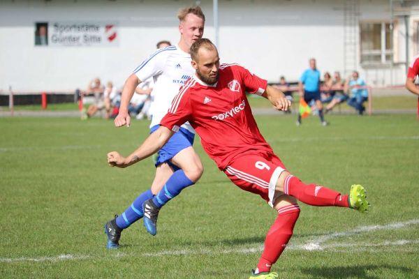 09.09.2018: SV Rot-Weiß Trinwillershagen  - SV Teterow 90