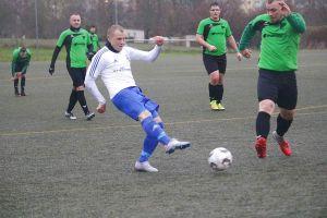 14.12.2019: SV Teterow 90 - SV Concordia Zarnekow