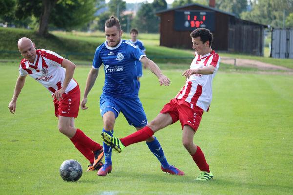 21.08.2021: SV Teterow 90 - Penkuner SV Rot-Weiß