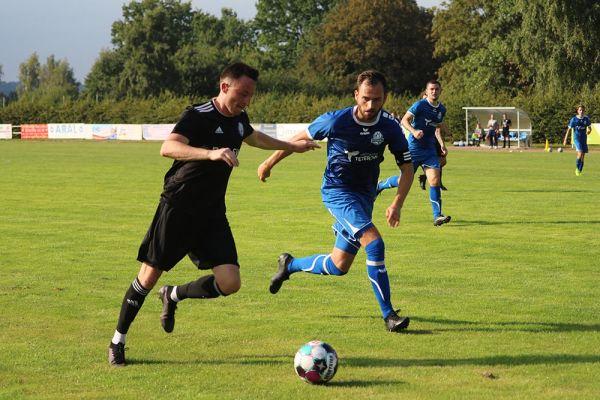 11.09.2021: SV Teterow 90 - SV HANSE Neubrandenburg