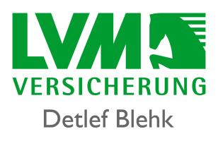 LVM Versicherung Detlef Blehk